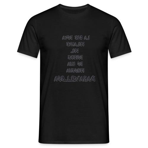 Para el Espejo:PERSONA MARAVILLOSA - Camiseta hombre