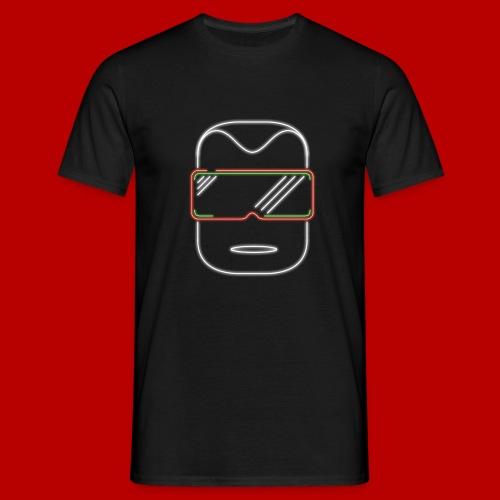 logo kopf - Männer T-Shirt