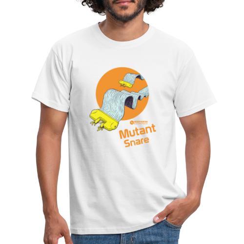 Hexinverter Mutant Snare - Men's T-Shirt