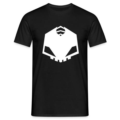 EXO Schwarz Logo - Männer T-Shirt