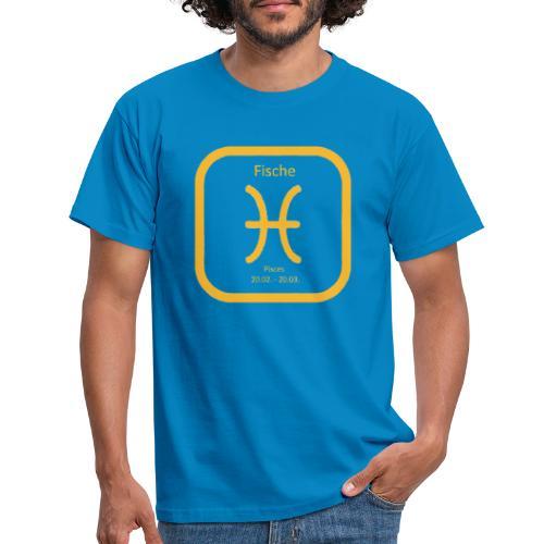 Horoskop Fische12 - Männer T-Shirt