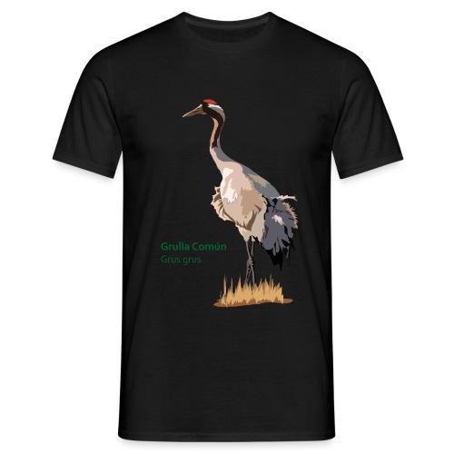 Grulla-Comun - Männer T-Shirt