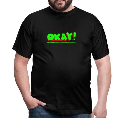 Okay - T-shirt Homme