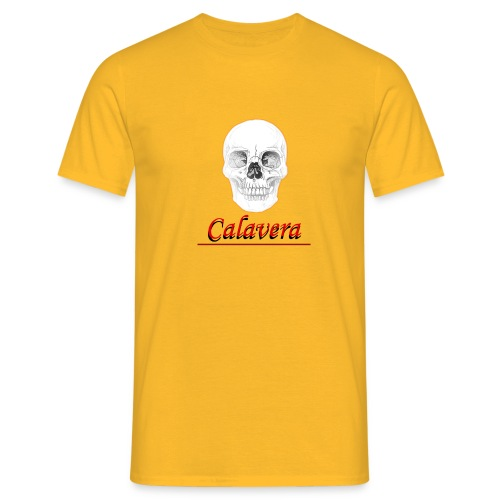 Calavera - Camiseta hombre