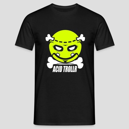 Acid TROLLR - T-shirt Homme