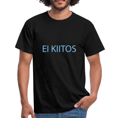 Ei kiitos - Miesten t-paita