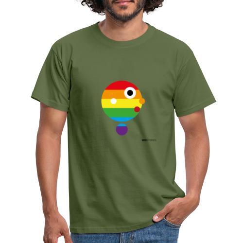 WIO LGTBI - Camiseta hombre