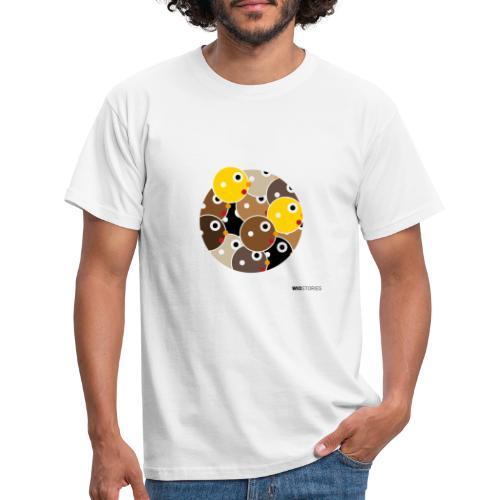 WIO SKIN COLOR - Camiseta hombre