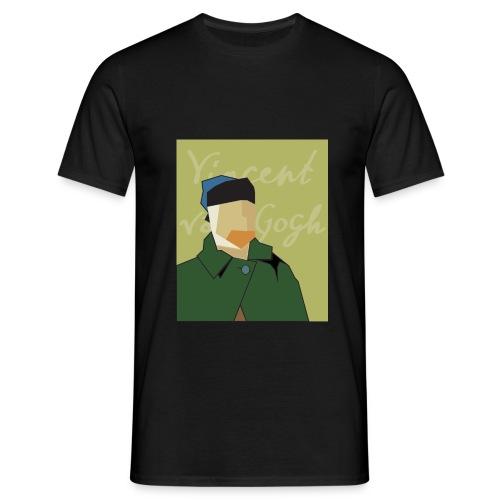 Vincent - Mannen T-shirt