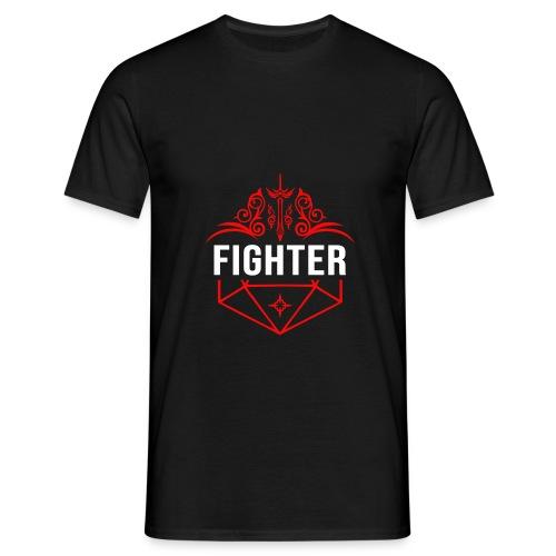 Class: fighter - Koszulka męska