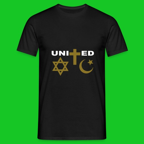 UNITED - Mannen T-shirt