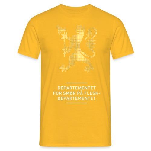 Departementsdepartementet (fra Det norske plagg) - T-skjorte for menn