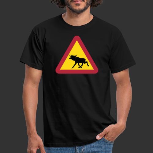 elk 3farg - T-shirt herr