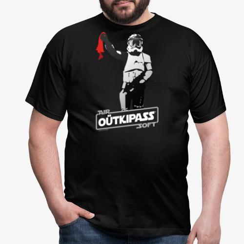 OutKipass pour T Noir - T-shirt Homme