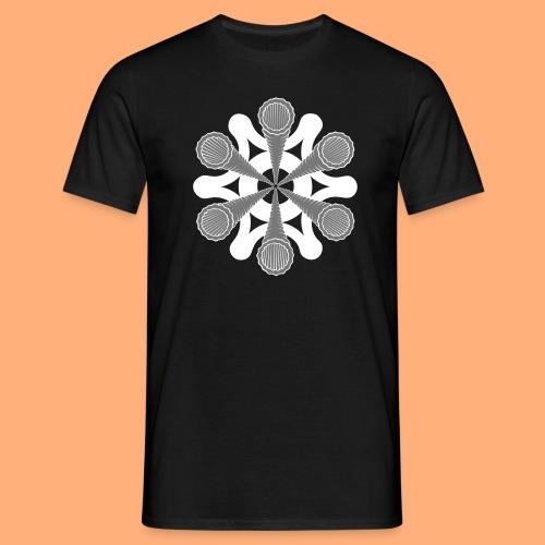 vortex - T-shirt Homme