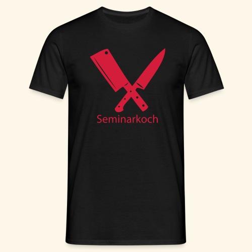 seminarkoch 1 - Männer T-Shirt