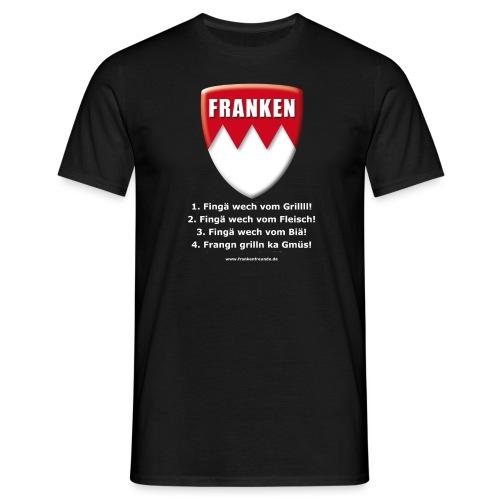 tshirt frankengrillmeister tshirt - Männer T-Shirt