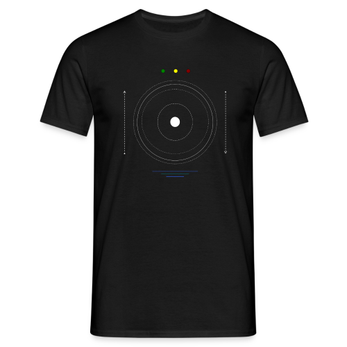 Logo moon #1 - T-shirt Homme