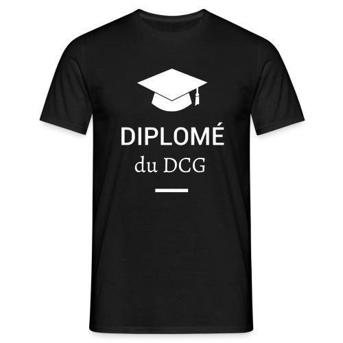 Diplômé du DCG - T-shirt Homme