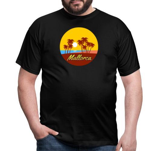Mallorca - Als Geschenk oder Geschenkidee - Männer T-Shirt