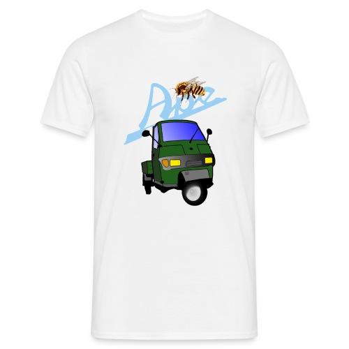 apepritsche gruen - Männer T-Shirt