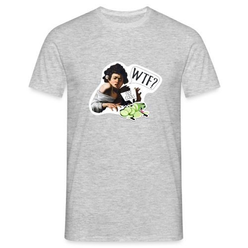 WTF - Camiseta hombre