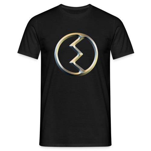 Logo ADN 2016 Plutonium - T-shirt Homme