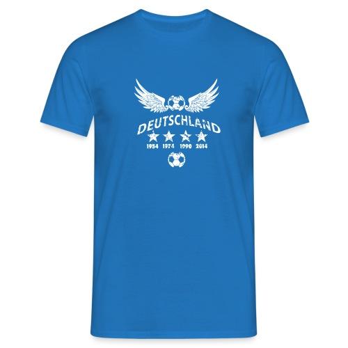 Germany football 2018 - Männer T-Shirt