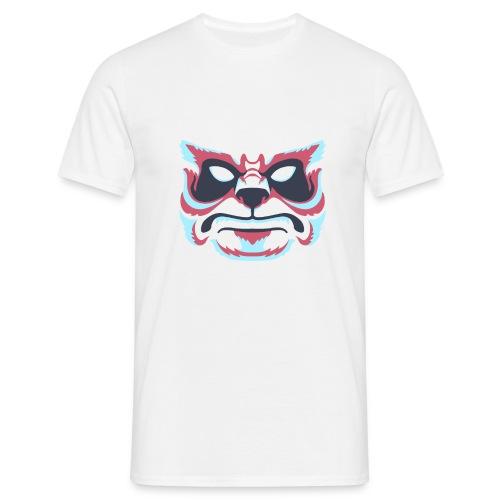 Monster face - Men's T-Shirt