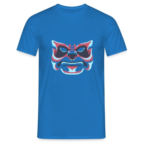 Monster face - Men's T-Shirt