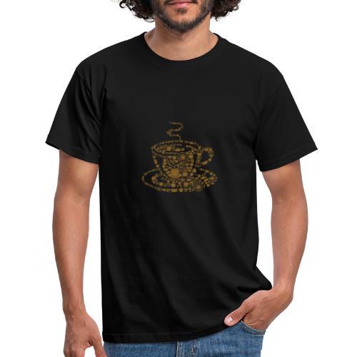 Cup of Coffee - Männer T-Shirt