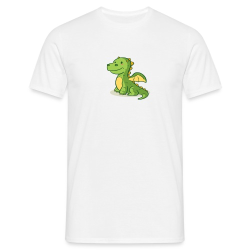 dragon funny - T-shirt Homme