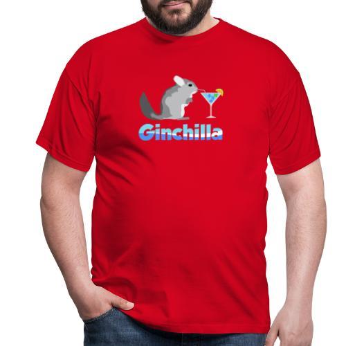 Gin chilla - Funny gift idea - Men's T-Shirt