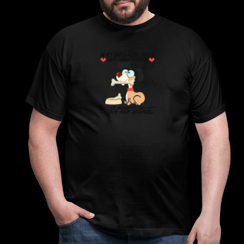 Dog - Männer T-Shirt