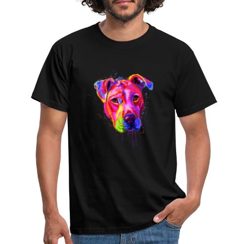 Pit Bull - Männer T-Shirt