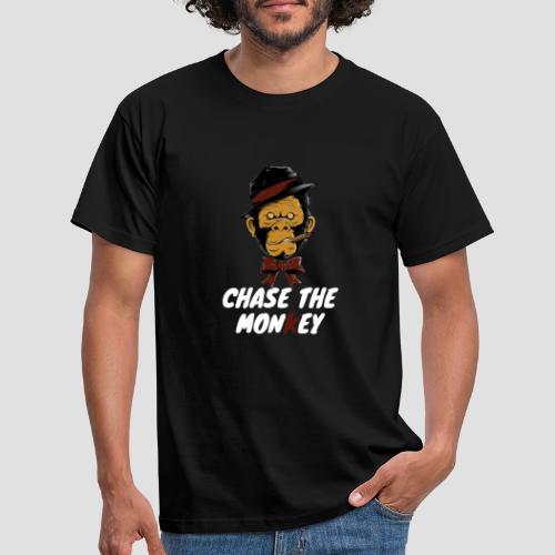 Chase the MonKey - Männer T-Shirt