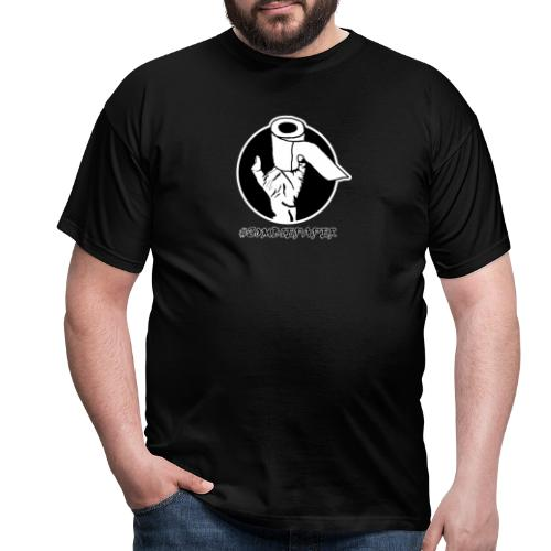 Zombiepaper - Männer T-Shirt