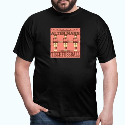 Tischfussball Freunde - Men's T-Shirt
