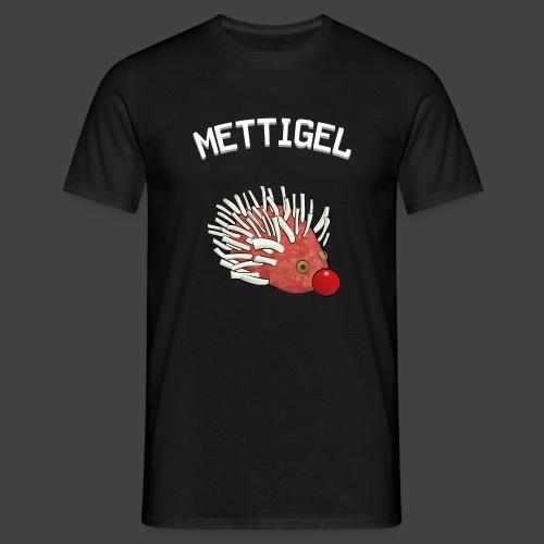 Mettigel - Männer T-Shirt