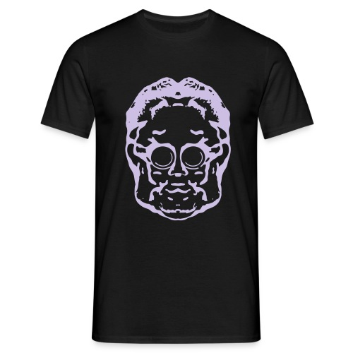 Overlord Head One - Men's T-Shirt