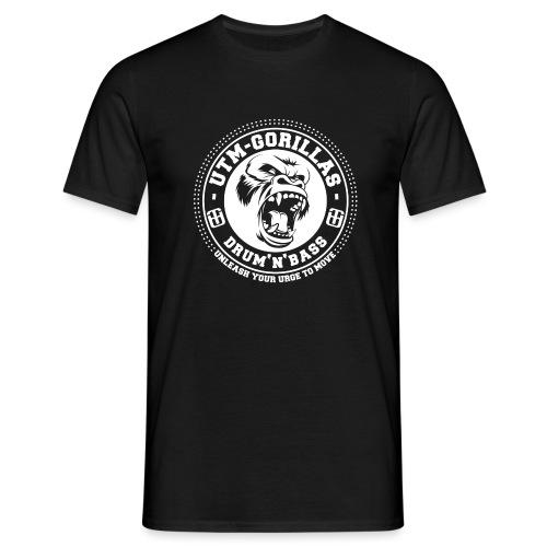 UTM Gorillas Logo - Männer T-Shirt