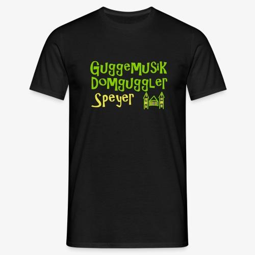 20170404_logo_ - Männer T-Shirt