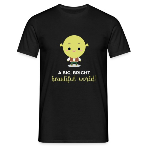 Shrek (Light) - Maglietta da uomo