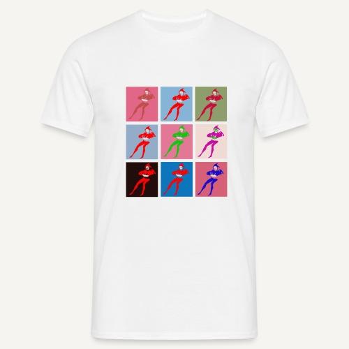 Stańczyk - Warhal - Koszulka męska