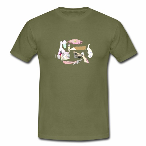 Pintular - Camiseta hombre