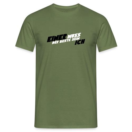 der beste - Männer T-Shirt