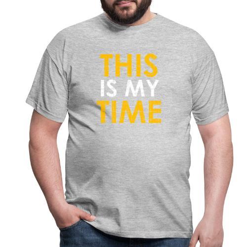 Time - Camiseta hombre