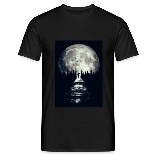 Moon Spy - Koszulka męska