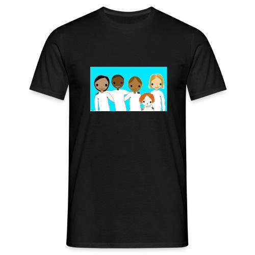 Diversity - T-shirt herr