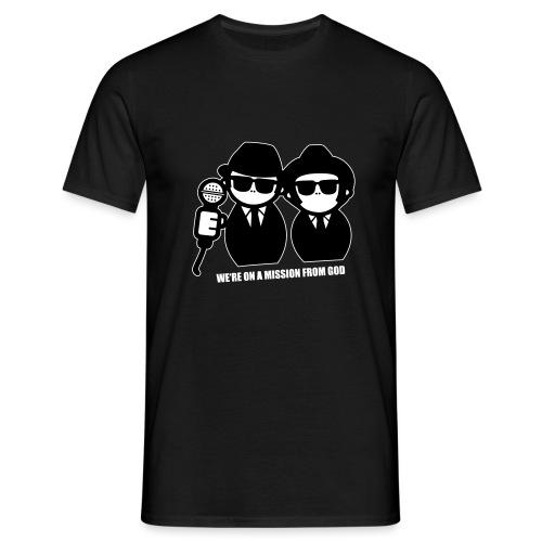 mission final - Männer T-Shirt
